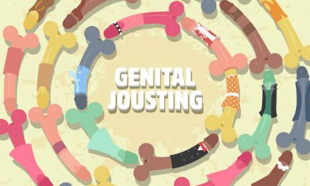 Genital Jousting Rises Out of Early Access