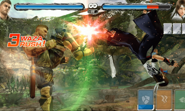 Get Ready To Beat Up Your Friends On The Go With Tekken Mobile