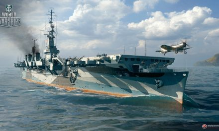 World of Warships Coming To Mobile Devices