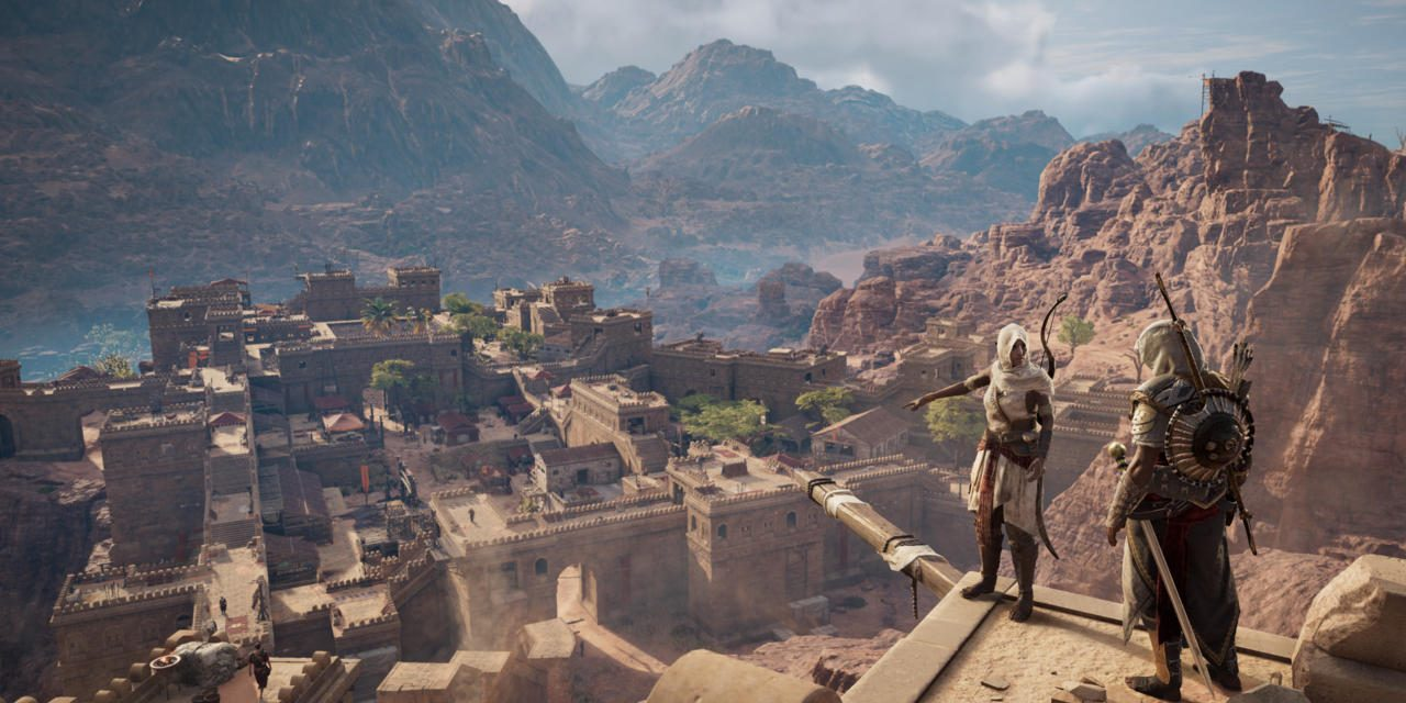 New Content For Assassin's Creed Origins Now Available