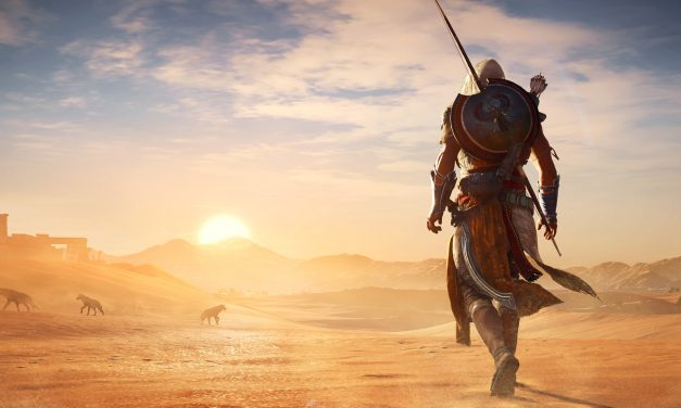 The First Assassin's Creed: Origins DLC Expansion 'The Hidden Ones' Is Almost Here