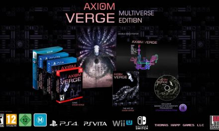Axiom Verge: Multiverse Edition Coming This Month