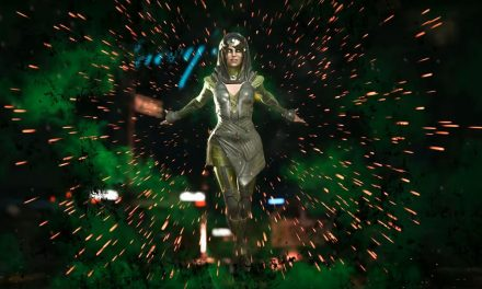 Injustice 2 Shows off Enchantress in New Trailer