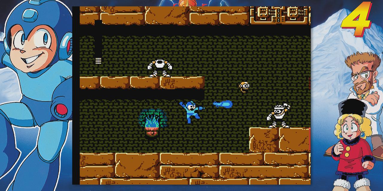 One Hour Tour: New Mega Man 4 Run