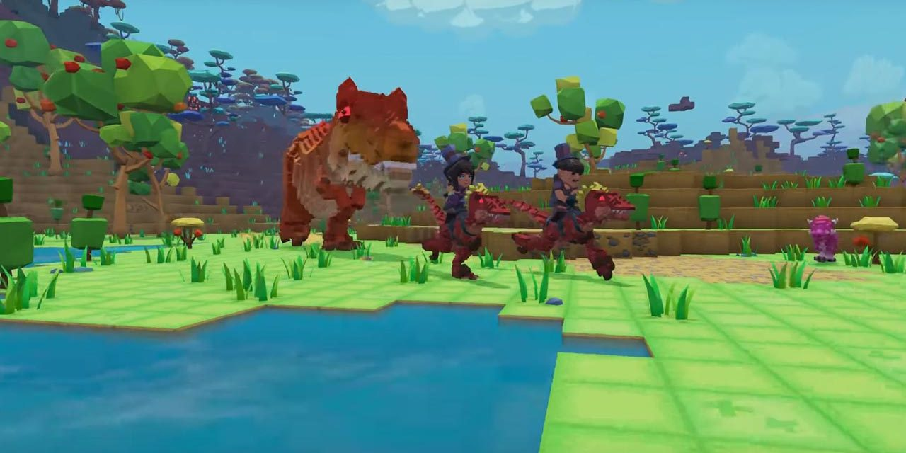 Review: PixARK (Early Access)