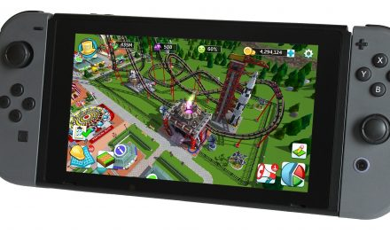 RollerCoaster Tycoon Relies on Crowd Funding for its Switch Release