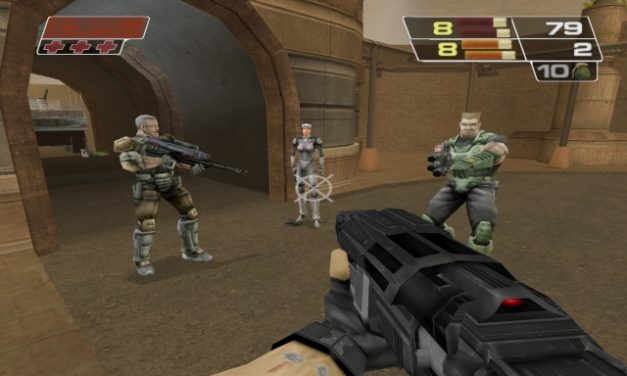 One Hour Tour: Red Faction II