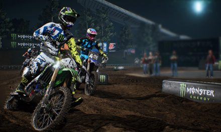 Monster Energy Supercross: The Official Videogame is Available Now!