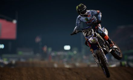Review: Monster Energy Supercross: The Official Videogame