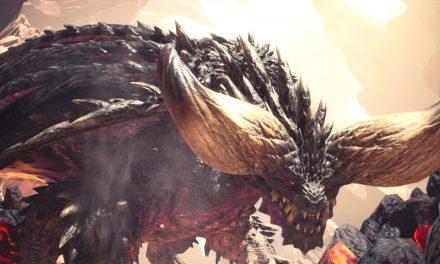 Monster Hunter: World Invades PC Next Month