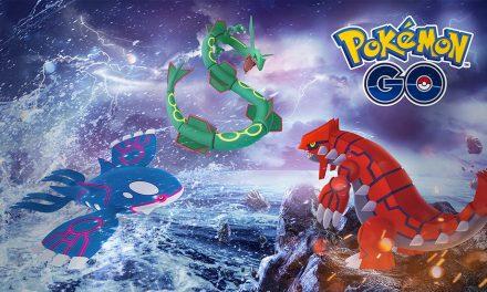 Join In On Pokémon GO Legendary Week