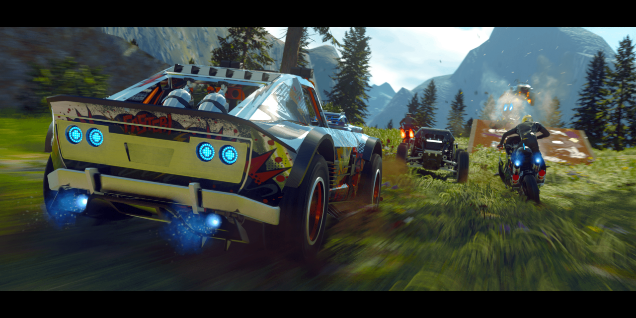 New OnRush Trailer