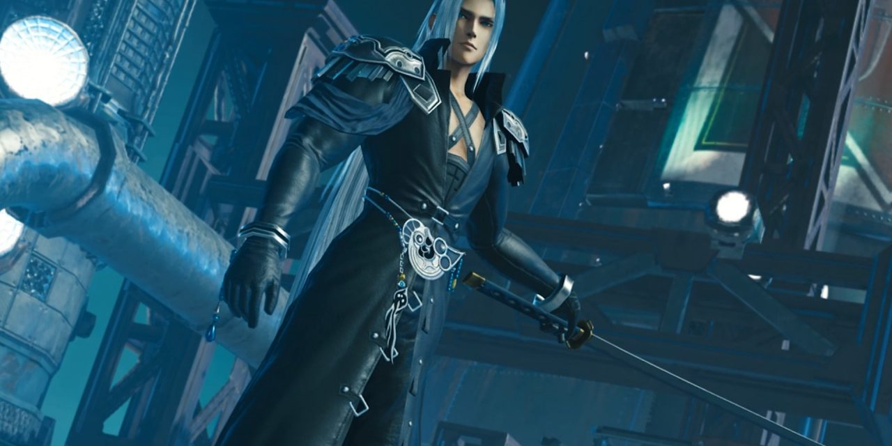 Get To Play As Sephiroth In Mobius Final Fantasy