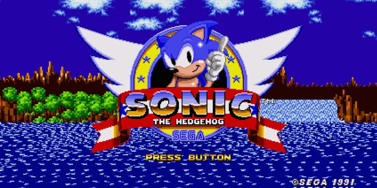 Hold On To Your Rings As A Sonic the Hedgehog Feature Film Is Coming