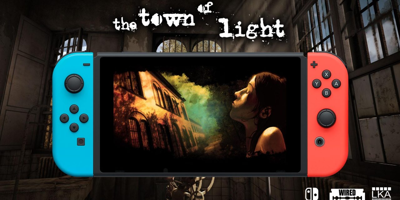 The Town Of Light Coming To Switch