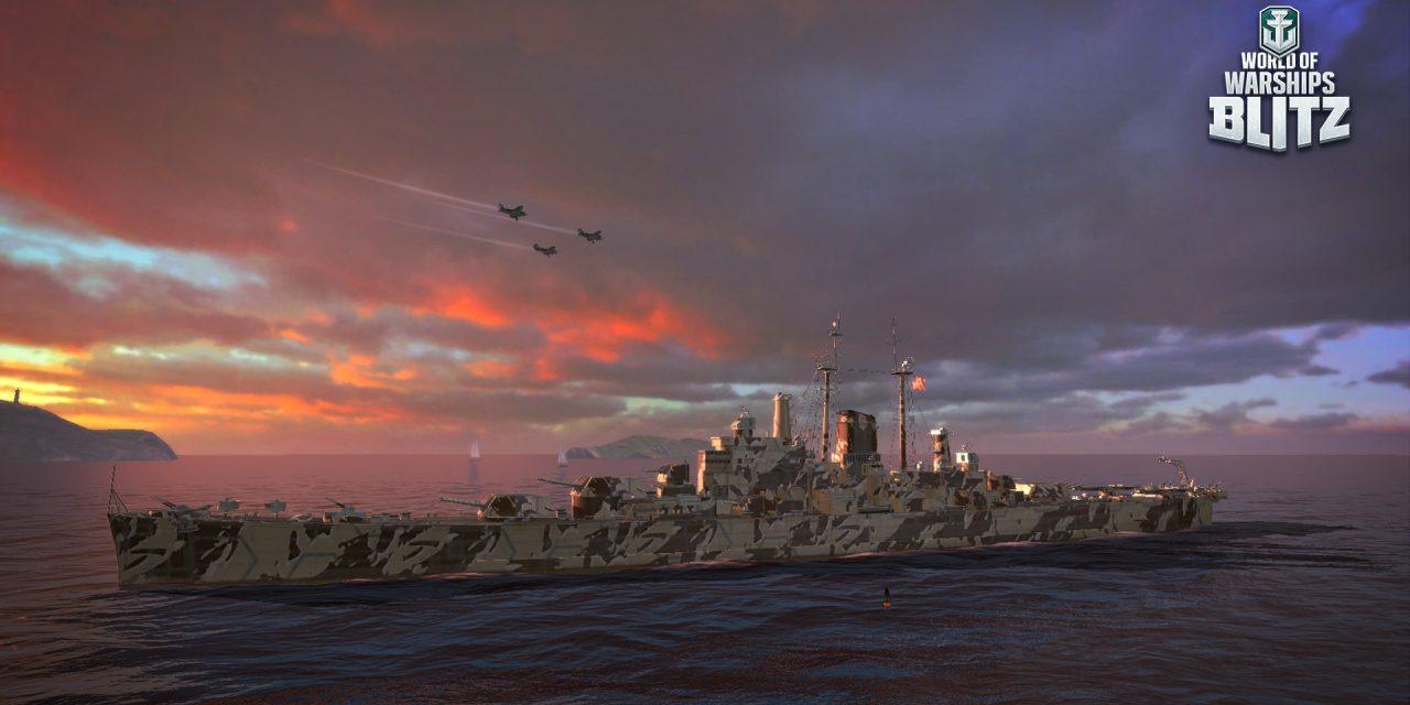 World of Warships Blitz Sails onto Mobile