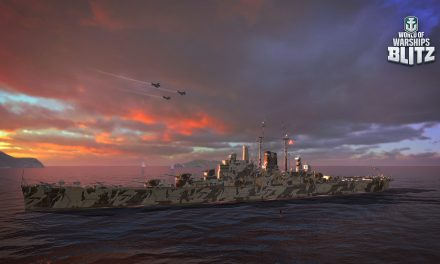 World of Warships Blitz Sails onto Mobile