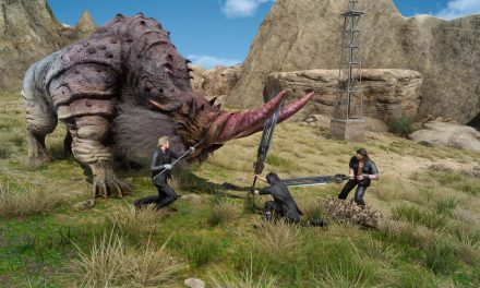Here's When You Can Play the Final Fantasy 15 PC Demo