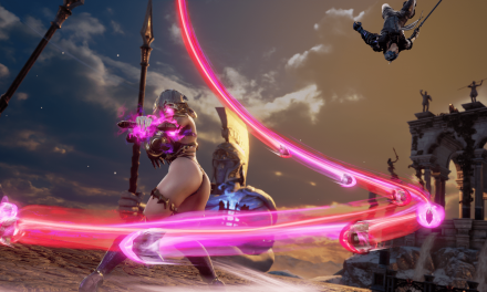 Two Familiar Faces Unveiled For SoulCalibur VI