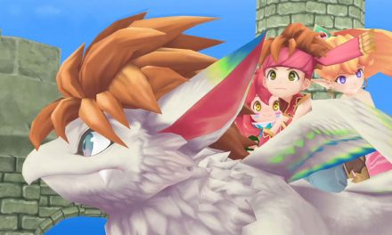 The Secret of Mana Has Returned With This Beautiful Remake