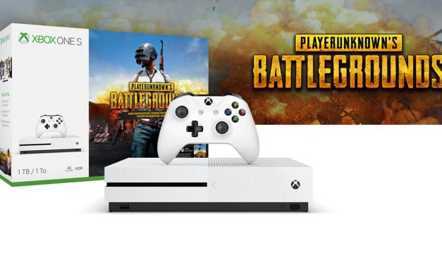 Microsoft Announces PUBG Xbox One S Bundle