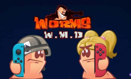 New Update For Worms W.M.D On Nintendo Switch
