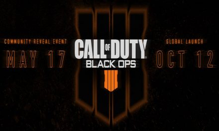 Black Ops 4 Reveal Date Announced