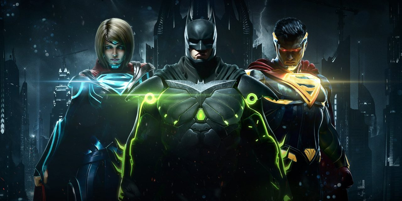 Get Ready To Do Battle With Injustice 2 Legendary Edition