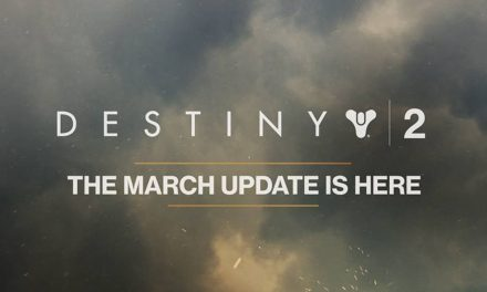 New Destiny 2 March Update 1.1.4. Brings A Host Of Changes To PVP Crucible and PVE World