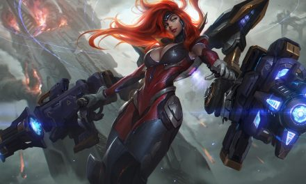The Fun Begins! Gun Goddess Miss Fortune Skin Announced