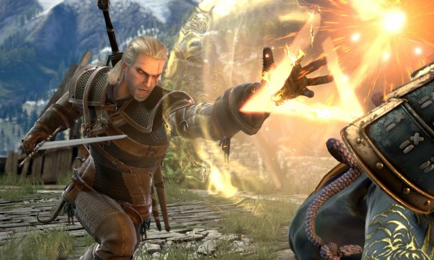 Everybody's Favorite Witcher is Coming to Soul Calibur VI
