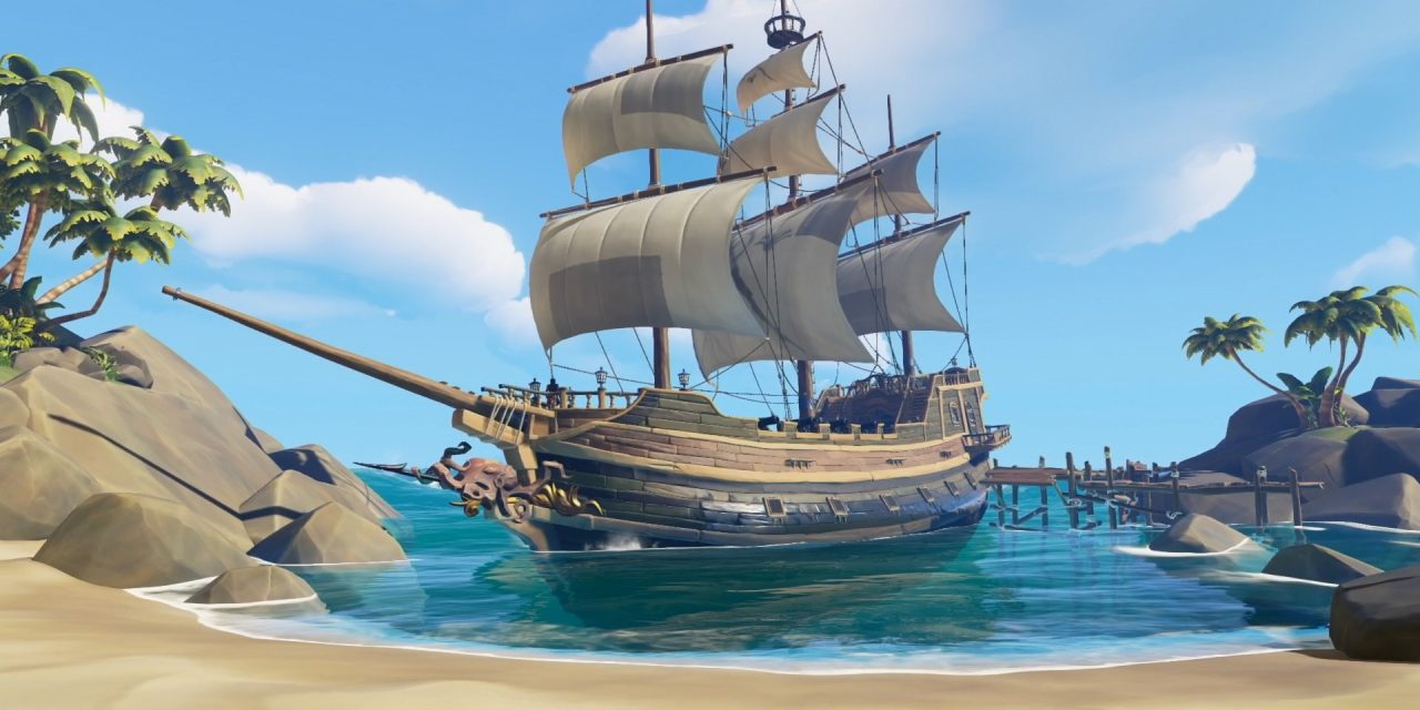 Weekly News Round-Up: Sea of Thieves, Far Cry 3, and April's Free Games