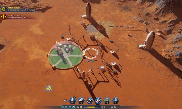 Review: Surviving Mars