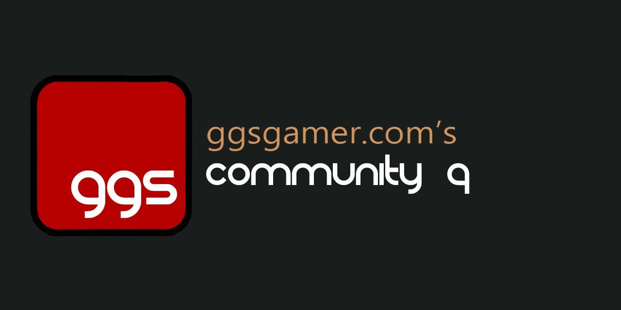 Community Q: What do gaming magazines mean to you?