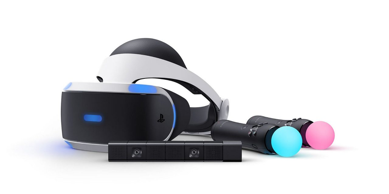 PlayStation VR And Camera Bundle Getting Another Huge Price Drop