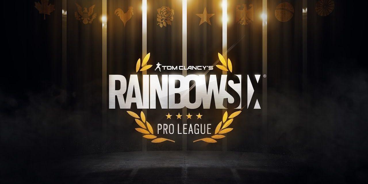 Tom Clancy's Rainbow Six Pro League Season 7 is Underway