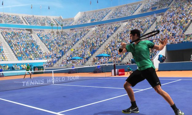 Hit The Court This May With Tennis World Tour