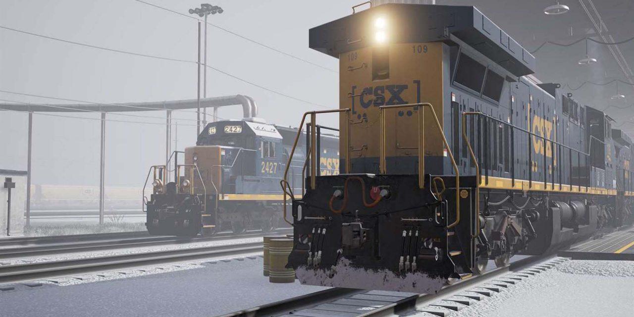 Train Sim World: Main-Spessart Bahn: Aschaffenburg – Gemünden is out now!