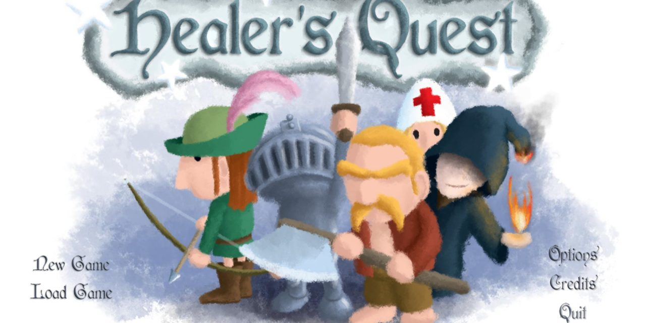Review: Healer's Quest