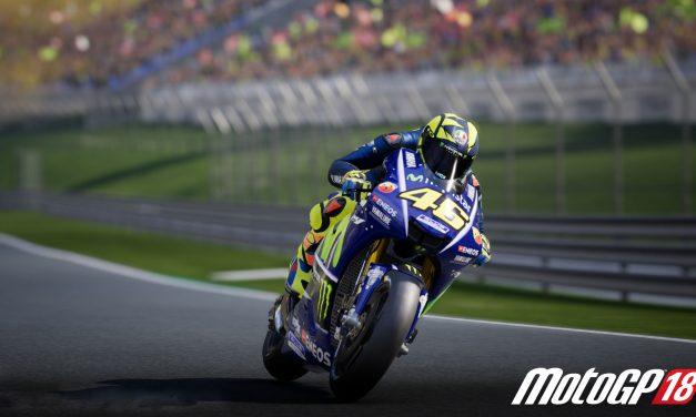 Review: MotoGP 2018