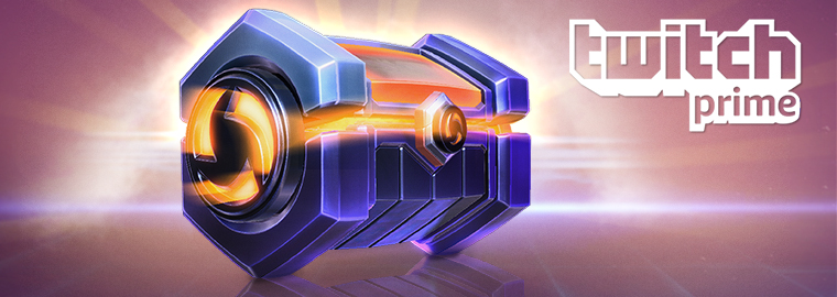 Twitch Prime Members Get More Awesome Heroes of the Storm Loot