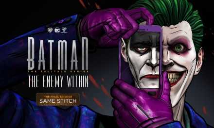 Ready for the Grand Finale? Check Out Batman: The Enemy Within