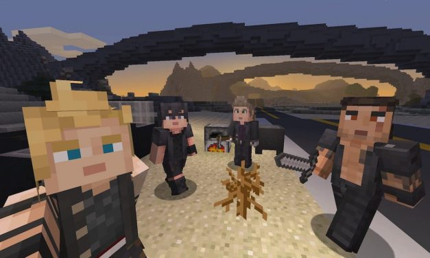 Noctis Continues His Never Ending Journey in Minecraft…