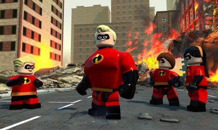 There's a new LEGO The Incredibles trailer, showing off Crime Waves Missions