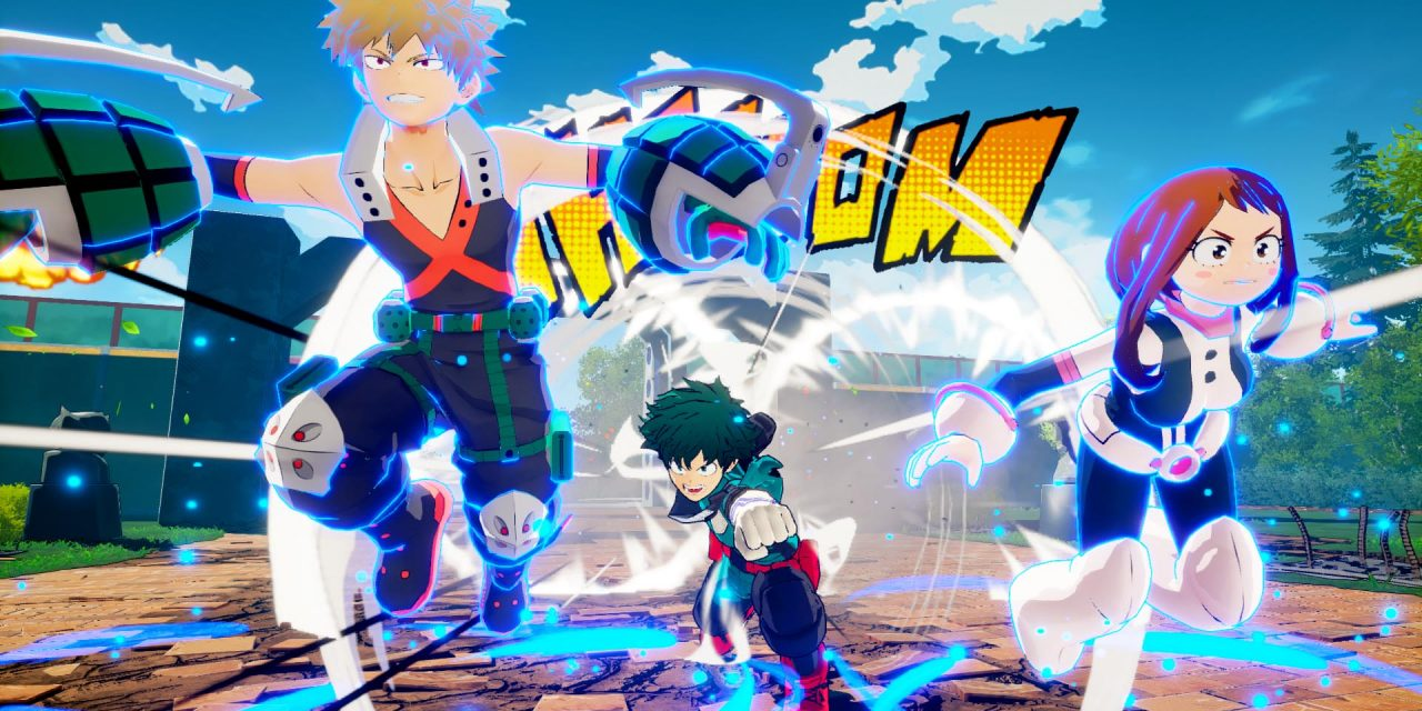 My Hero One's Justice Reveals More Gameplay Features