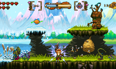 Review: Fox n Forests