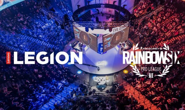 Lenovo Named the Official Sponsor of the Rainbow Six Siege Pro League
