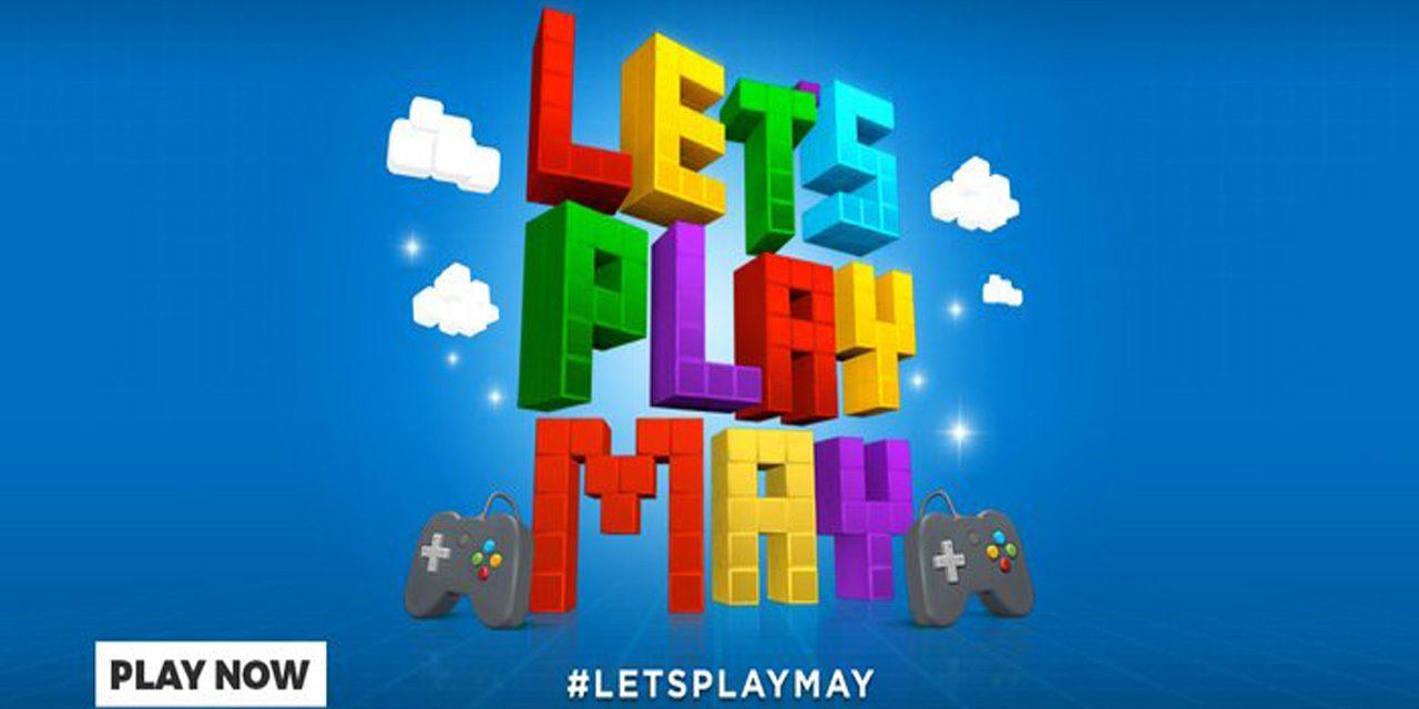 #LetsPlayMay Survey Reveals Average Gamer Age Is 43