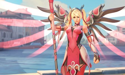 Support Breast Cancer Research With Overwatch's Pink Mercy Skin