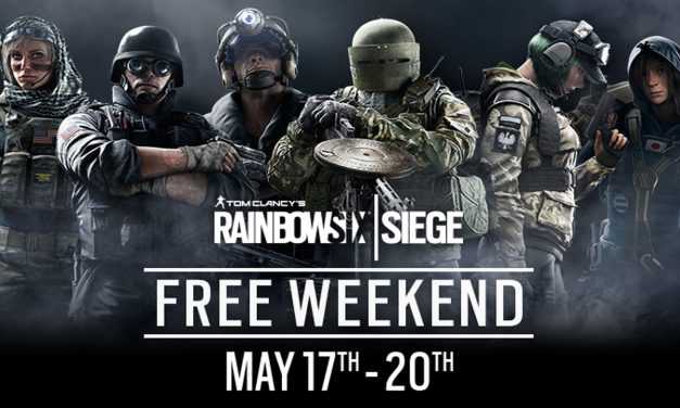 Don't Forget Tom Clancy's: Rainbow Six Siege is Free to Play This Weekend Starting From Today